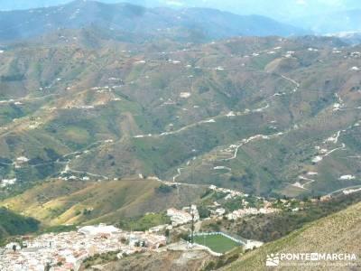 Axarquía- Sierras de Tejeda, Almijara y Alhama; equipamiento para senderismo; senderismo y meditaci